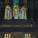 Nieszpory pontyfikalne z uroczystości św Benedykta 10 lipiec 2016