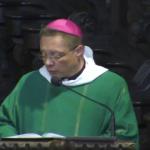 Msza św. dla grup medytujących w tradycji chrześcijańskiej odpr. przez Biskupa Grzegorza Rysia