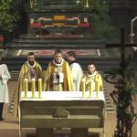 Drugie Nieszpory Pontyfikalne 06 styczeń 2017