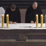 Uroczystość Objawienia Pańskiego, Śluby Wieczyste braci Karola i Grzegorza 06 styczeń 2017