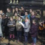 Msza św. z udziałem scholi 19 marzec 2017 r.