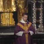 Środa Popielcowa – Msza św. pontyfikalna koncelebrowana 14 luty 2018 r.
